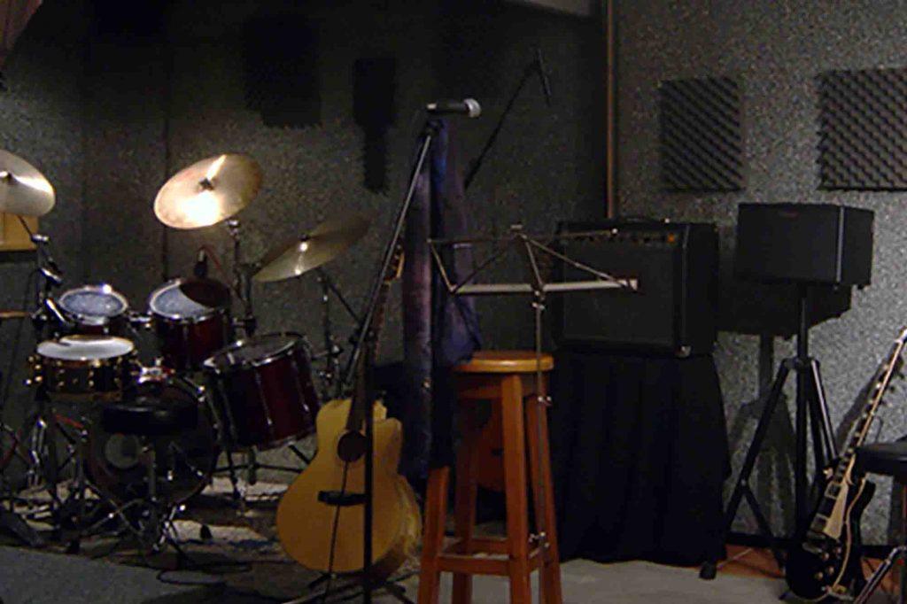 Estudio Goya. Estudio de grabación.