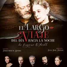 "Obra de teatro ""El largo viaje"". Estudio Goya"