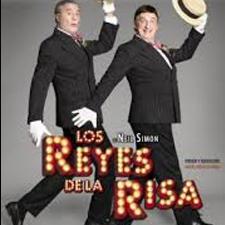 """Técnico de sonido para la obra de teatro """"Los reyes de la risa"""". Estudio Goya"""