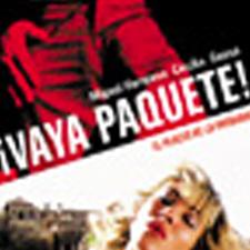 Corto Vaya Paquete. Estudio Goya